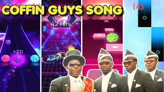 Coffin Dance Meme Song *Astronomia* but it's played on 4 different Android & iOS Games screenshot 5