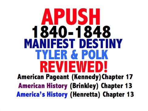 American Pageant Chapter 17 APUSH Review