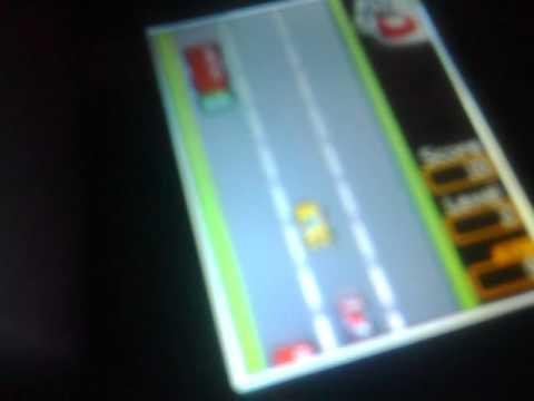 Обзор игры на кнопочный телефон fly. Youtube.