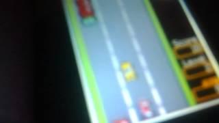 Обзор игры на кнопочный телефон FLY.