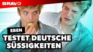"""Candy Challenge mit EBEN I """"So sauer, ich muss weinen!"""""""