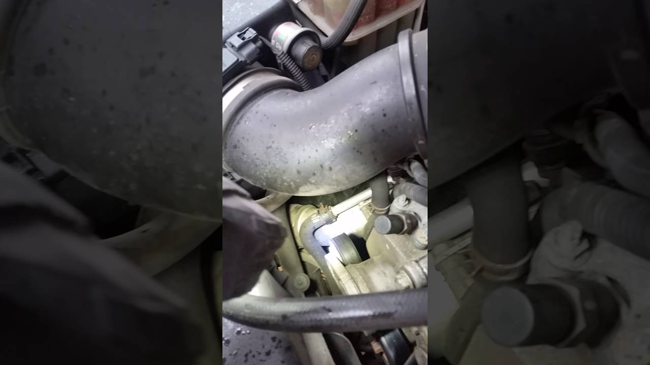 Duramax how to find a boost leak