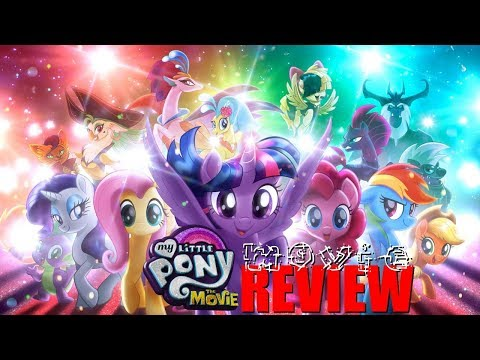 My Little Pony: The Movie (2017) Review