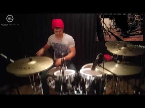 Mark Ronson - Uptown Funk Ft. Bruno Mars - Drum Cover By Rıdvan Akparlak