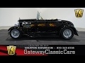 1929 Ford Roadster Gateway Classic Cars #639 Houston Showroom