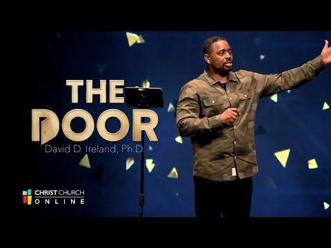 The Door | Christ Church |  Pastor David Ireland