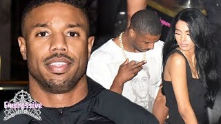 Michael B. Jordan addresses his love for