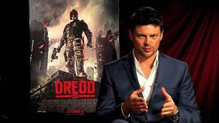 Karl Urban Discusses Judge Dredd In This Exclusive Interview