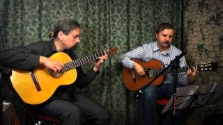 A. Piazzolla, Libertango, guitar duo