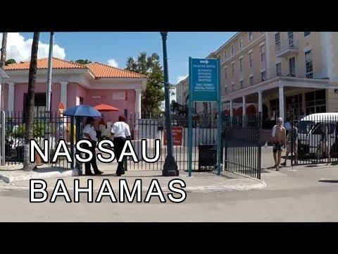 Nassau, Bahamas | Street Walk