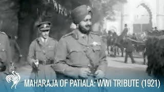 Maharaja Of Patiala (1921)