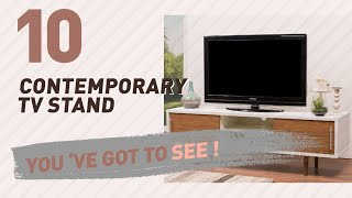 Contemporary TV Stand // New & Popular 2017