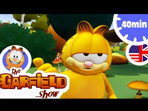 THE GARFIELD SHOW - 40min - New Compilation #11