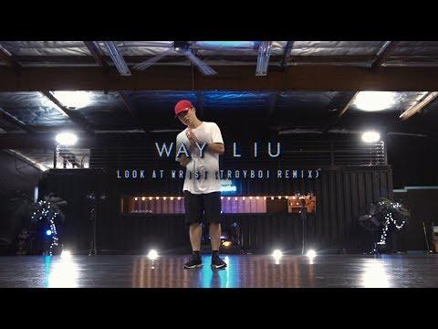 Way Liu | Troyboi - Look At Wrist (Troyboi Remix) | Snowglobe Perspective