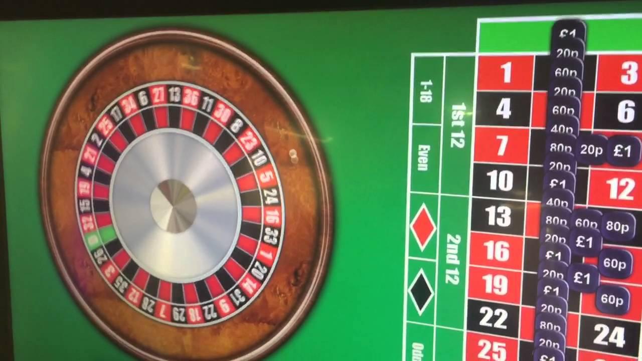 Roulette Machine For Sale