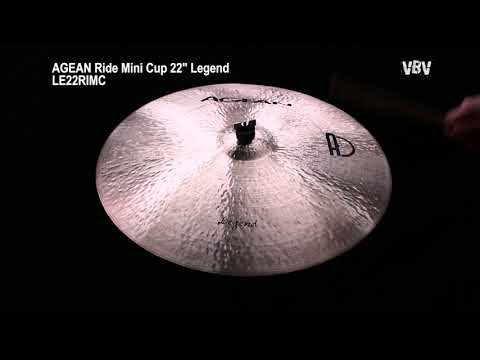 """Ride Mini Cup 22"""" Legend video"""
