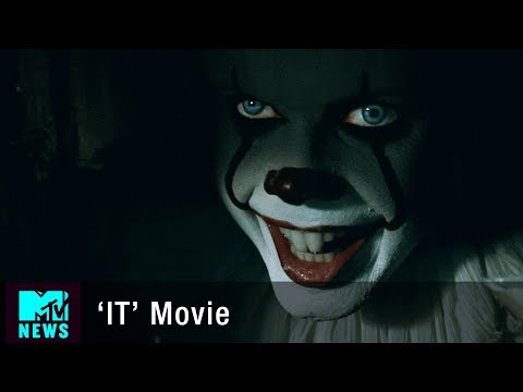 How Bill Skarsgård Elevated Pennywise in 'IT'  MTV