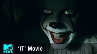 How Bill Skarsgrd Elevated Pennywise on IT  MTV News