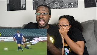 Most Shocking Tackles & Violence in Football/ Soccer! REACTION