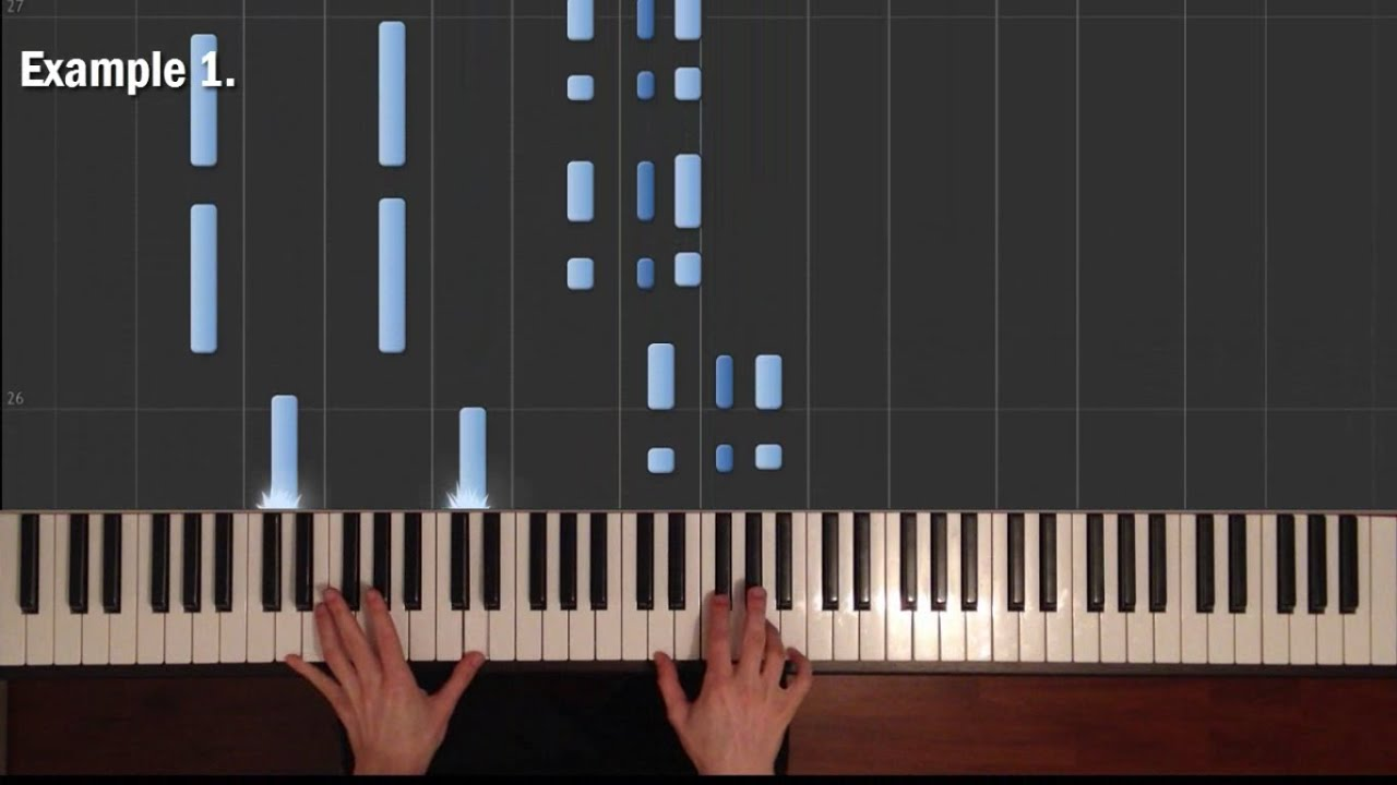 4 chords to improvise to sing 1 axis of awesome how to play 4 chords to improvise to sing 1 axis of awesome how to play piano synthesia youtube hexwebz Images