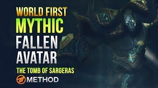 Method VS Fallen Avatar WORLD FIRST Mythic