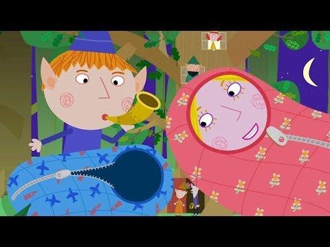 El Pequeño Reino de Ben y Holly - Acampando! - Episodios Completos - Dibujos Animados