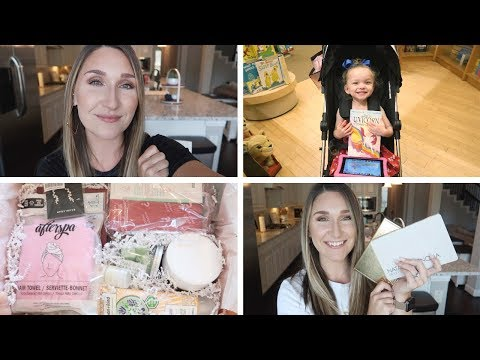 MINI SEPHORA HAUL, REVIEWS & FIRST IMPRESSIONS, + FABFITFUN UNBOXING//DAY IN THE LIFE 2019 thumbnail