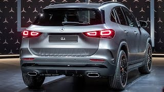 2020 Mercedes GLA - The Best Compact Car?