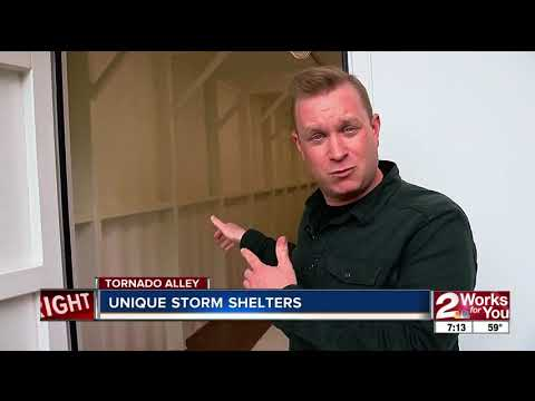 Unique storm shelters: different ways to weather the storm