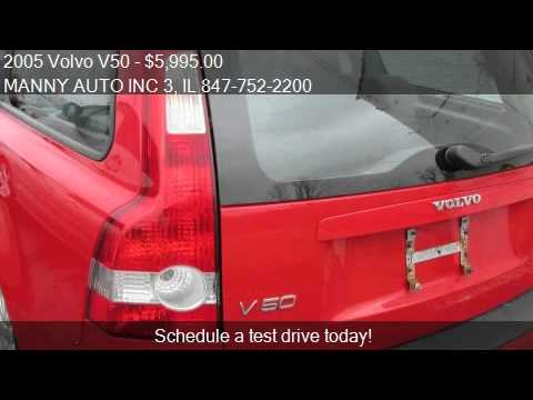2005 Volvo V50 2 4i For Sale In Grayslake Il 60030 At The M Youtube