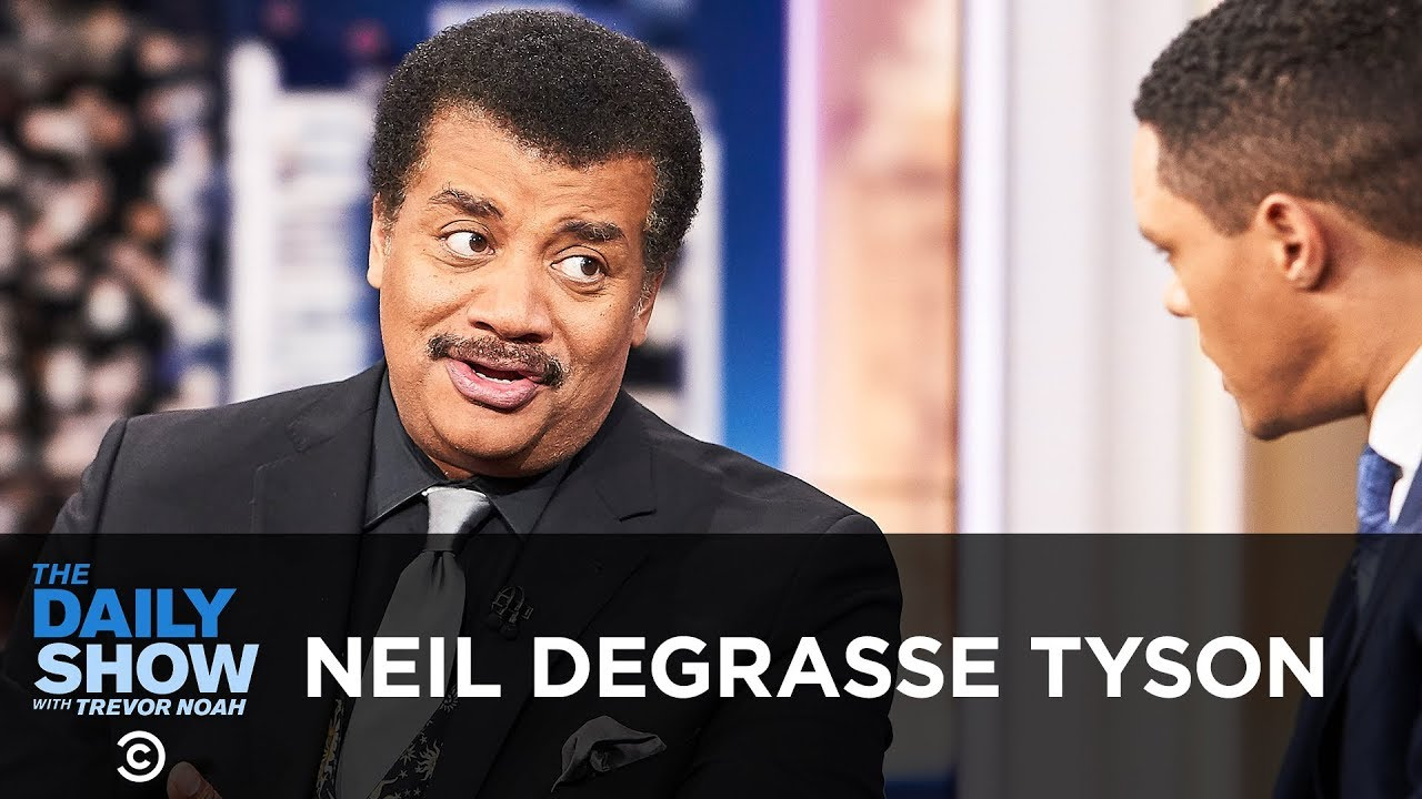 """Neil deGrasse Tyson - """"Accessory to War"""" & Arming Society with Knowledge   The Daily Show"""
