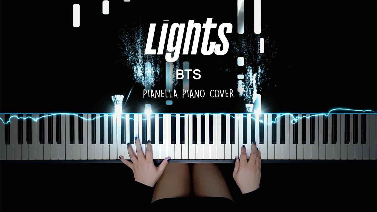 BTS - Lights   Piano Cover by Pianella Piano