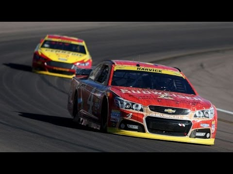 Stewart-Haas Racing Shocks NASCAR, Switches From Chevrolet To Ford - Newsy