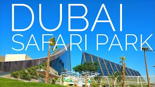 Dubai Safari Park Tour I Tickets Price And Tour I