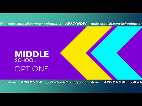 Open Enrollment | Middle School Options