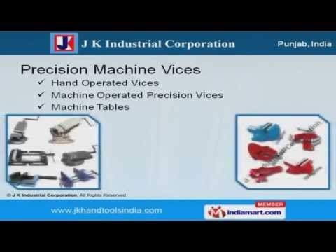 Hand Tools And Parts by J K Industrial Corporation, Ludhiana