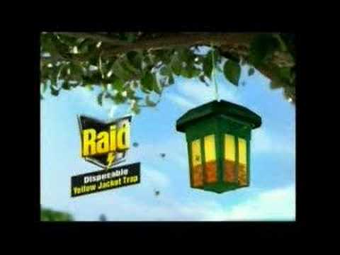 Raid Television Commercial