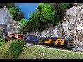 【鉄道模型】撮影用ジオラマ&塗装変更機関車を作ってみた