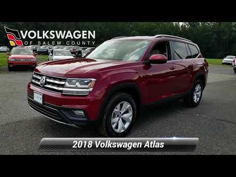 Certified 2018 Volkswagen Atlas 2.0T SE, Monroeville, NJ P597210