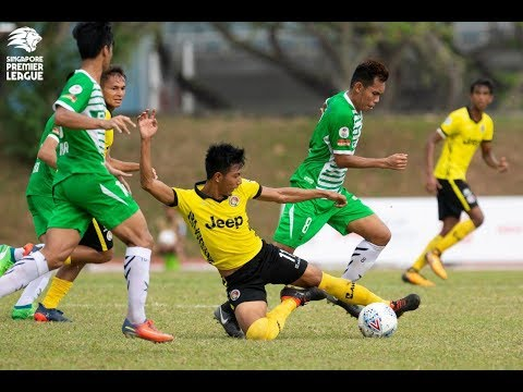 2018 Singapore Premier League: Geylang International FC 0-1 Balestier Khalsa FC