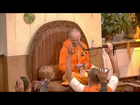 Шримад Бхагаватам 4.22.10 - Кришнананда прабху