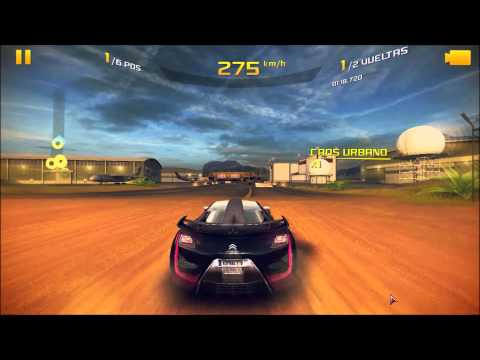 Asphalt 8 - French Guiana