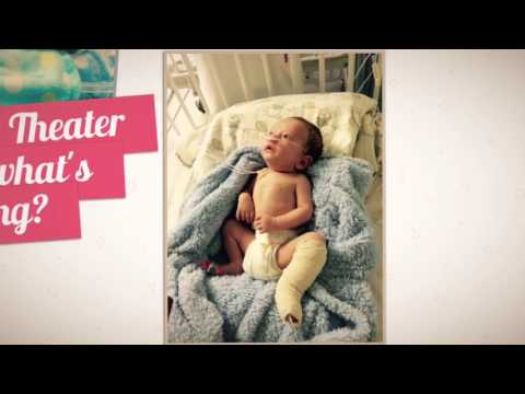 Caylum's fight to live.. Born with rare birth defects..