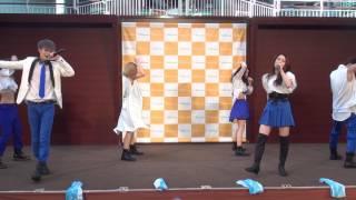 ARCUS (アルクス)「PARTY IT UP (AAA)」2017/07/22 エイベックス チャレンジステージ 三井アウトレットパーク 大阪鶴見