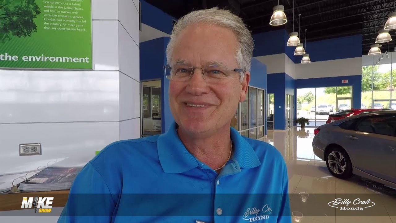 Billy Craft Honda >> Test Drive Interviews With Billy Craft Honda Grand Re Opening Youtube
