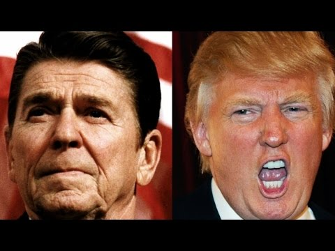 Reagan 2016: Newspaper Endorses 'The Great Communicator' Over Trump
