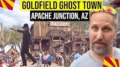 Apache Junction, Arizona: Goldfield Ghost Town | Things To Do In Arizona | Phoenix