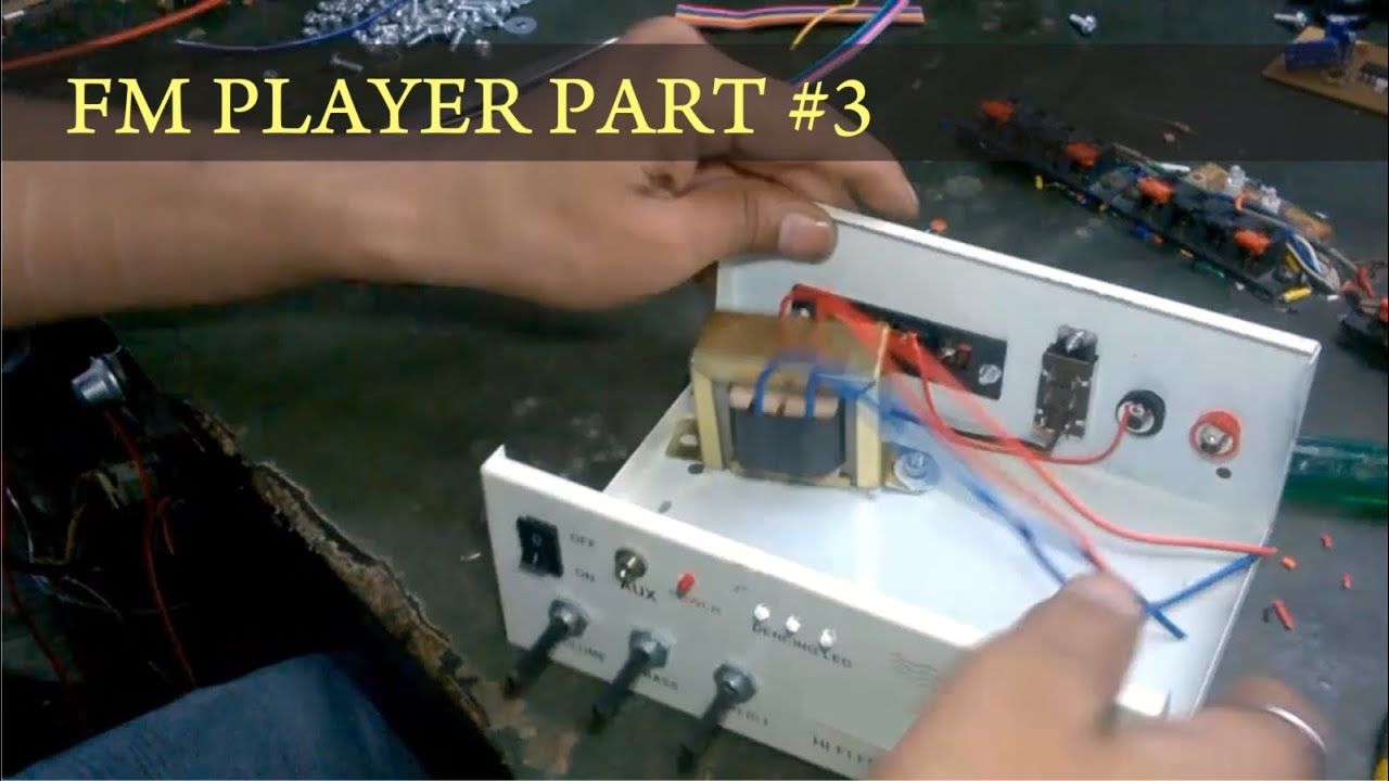 How To Make Fm Player Diy Tutorial Part 3 Electro India La 4440 Stereo Amplifier Hobby Circuits And Projects
