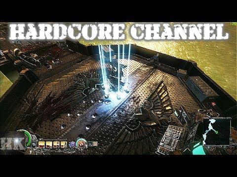 Warhammer 40,000: Inquisitor - Martyr - прохождение Hard =31= Карты таро +250