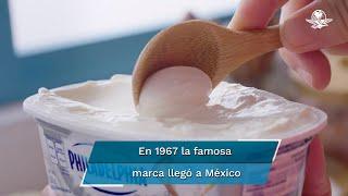 El lechero estadounidense William A. Lawrence fue quién creó el primer queso crema en Chester, Nueva York, en 1872